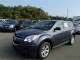 2014 Atlantis Blue Metallic Chevrolet Equinox LS #85907469
