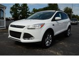 2014 Oxford White Ford Escape SE 1.6L EcoBoost #85907699