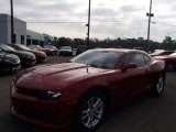 2014 Red Rock Metallic Chevrolet Camaro LS Coupe #85907465