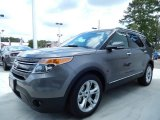 2014 Sterling Gray Ford Explorer Limited #85907351