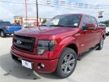 2013 Ruby Red Metallic Ford F150 FX2 SuperCrew #85907253
