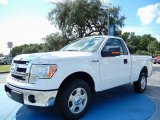2013 Ford F150 XLT Regular Cab Data, Info and Specs