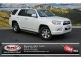 2013 Blizzard White Pearl Toyota 4Runner SR5 4x4 #85907160
