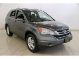 2011 Polished Metal Metallic Honda CR-V EX-L 4WD #85907781