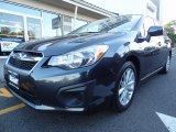 2012 Dark Gray Metallic Subaru Impreza 2.0i Premium 4 Door #85907777