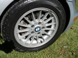 BMW Z3 1998 Wheels and Tires