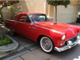 Ford Thunderbird 1955 Data, Info and Specs
