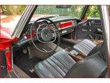 1971 Mercedes-Benz SL Class Interiors