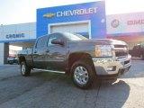 2014 Chevrolet Silverado 2500HD LTZ Crew Cab Data, Info and Specs