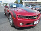 2010 Red Jewel Tintcoat Chevrolet Camaro LT/RS Coupe #85961348