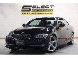 2011 Jet Black BMW 3 Series 335i Convertible #85961442