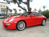 2008 Guards Red Porsche 911 Carrera Coupe #8582680