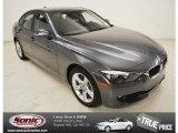 2014 Mineral Grey Metallic BMW 3 Series 320i Sedan #85961642