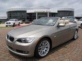 2009 Platinum Bronze Metallic BMW 3 Series 328i Convertible #8596109