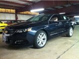 2014 Blue Ray Metallic Chevrolet Impala LTZ #85961516