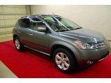 2007 Platinum Pearl Matallic Nissan Murano SL #85961507