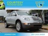 2010 Quicksilver Metallic Buick Enclave CXL #85961414