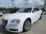 2013 Bright White Chrysler 300 C #85961412