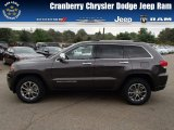 2014 Granite Crystal Metallic Jeep Grand Cherokee Limited 4x4 #85961475