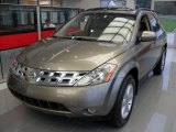 2003 Polished Pewter Metallic Nissan Murano SE AWD #85961794