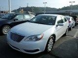 2014 Bright White Chrysler 200 Touring Sedan #85961720