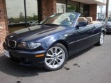 2006 Monaco Blue Metallic BMW 3 Series 330i Convertible #8585734
