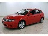 2009 Subaru Impreza 2.5i Wagon Data, Info and Specs