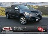 2014 Magnetic Gray Metallic Toyota Tundra Platinum Crewmax 4x4 #85961193