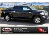 2014 Attitude Black Metallic Toyota Tundra Platinum Crewmax 4x4 #85961192