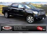 2014 Attitude Black Metallic Toyota Tundra Platinum Crewmax 4x4 #85961189