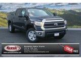 2014 Black Toyota Tundra SR5 Crewmax 4x4 #85961188