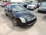 2008 Black Ebony Ford Fusion SEL #85961684