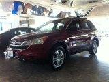 2011 Tango Red Pearl Honda CR-V EX 4WD #86008411