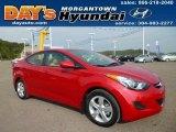 2013 Red Hyundai Elantra GLS #86008361