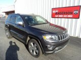2014 Maximum Steel Metallic Jeep Grand Cherokee Limited 4x4 #86008396