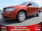 2014 Copper Pearl Dodge Journey Amercian Value Package #86008199