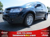 2014 Fathom Blue Pearl Dodge Journey SXT #86008198