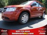 2014 Copper Pearl Dodge Journey Amercian Value Package #86008196