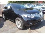 2010 Super Black Nissan Murano SL AWD #86008341