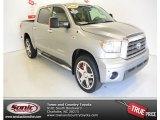 2008 Silver Sky Metallic Toyota Tundra Limited CrewMax 4x4 #86008301