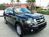 2013 Tuxedo Black Ford Expedition EL Limited #86008180