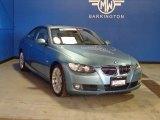 2009 Atlantic Blue Metallic BMW 3 Series 328xi Coupe #86030954