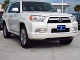 2013 Blizzard White Pearl Toyota 4Runner Limited #86037272