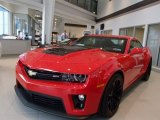 2014 Red Hot Chevrolet Camaro ZL1 Coupe #86037054