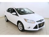 2012 Oxford White Ford Focus SE Sport Sedan #86037255