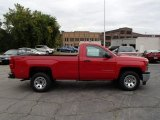 2014 Victory Red Chevrolet Silverado 1500 WT Regular Cab 4x4 #86037037