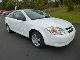 2007 Summit White Chevrolet Cobalt LS Coupe #86037348