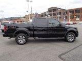 2011 Ebony Black Ford F150 FX4 SuperCrew 4x4 #86037035