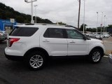 2013 Oxford White Ford Explorer XLT 4WD #86037033