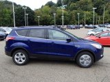 2014 Deep Impact Blue Ford Escape SE 2.0L EcoBoost 4WD #86037032